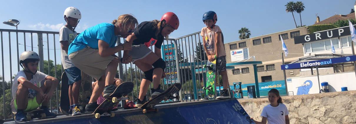 Extraescolares Skate