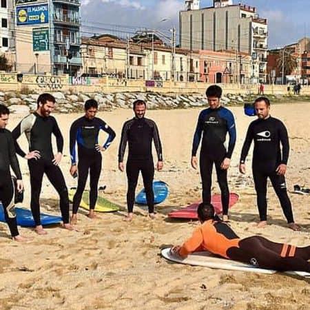 Bautismo Surf