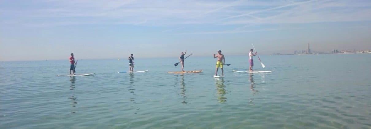 Clase Paddle Surf