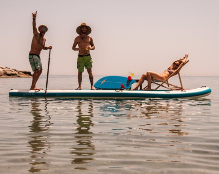 paddle surf verano after work
