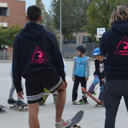 Extraescolares Skateboard Centros Educativos