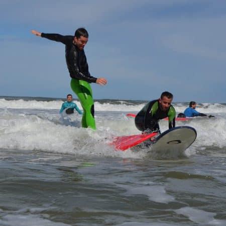 Surf Fin De Semana – Curso Anual