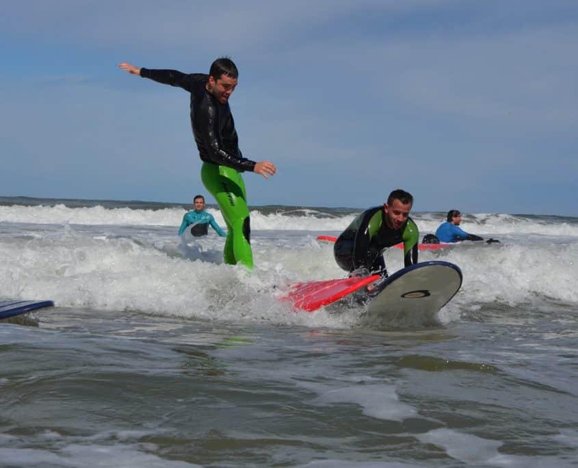 curso surf todo el año