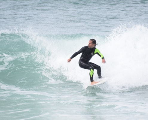 Clase de Surf Barcelona