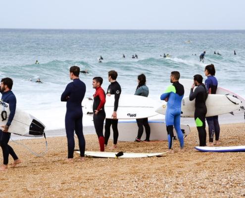 curso surf anual